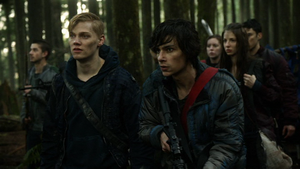 We Are Grounders (Part 2) 011 (Jasper and Drew)