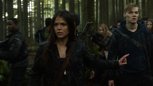 We Are Grounders (Part 2) 010 (Octavia and Drew)