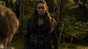 The100 S3 Ye Who Enter Here Lexa