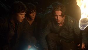 His Sister's Keeper 024 (Bellamy, Jasper, and Finn)