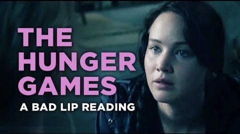 """""""The Hunger Games"""" — A Bad Lip Reading"""