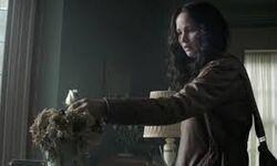 The hunger games mockingjay part 1 katniss