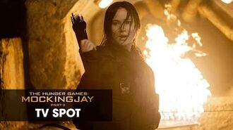 "The Hunger Games Mockingjay Part 2 Official TV Spot – ""Her Story"""