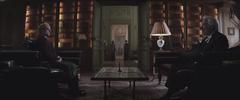 Presidente Snow y Peeta hablando de la entrevista.png