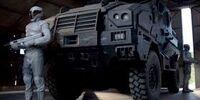 SJ-7 Peacekeeper Assault Transport