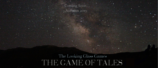 The Looking Glass Games Official Poster