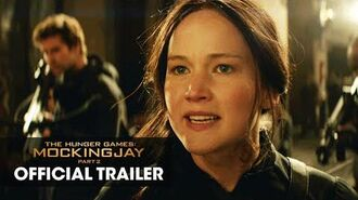 """The Hunger Games Mockingjay Part 2 Official Trailer – """"We March Together""""-0"""