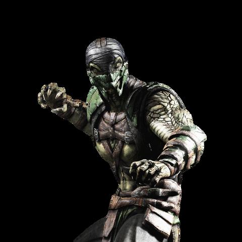 File:Mortal kombat x ios reptile render 3 by wyruzzah-d8p0p2a.png