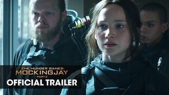"The Hunger Games Mockingjay Part 2 Official Trailer – ""Welcome To The 76th Hunger Games"""