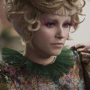 Effie Trinket en LJH En Llamas