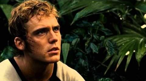 Catching Fire DVD Featurette - The New Cast