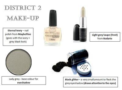 District 2 Make-Up