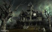 Haunted house big