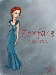 Foxface by missyserendipity-d4sc4ar