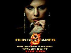 Taylor Swift - Eyes Open Lyrics