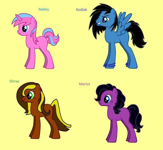 File:HG OC Ponies.jpg