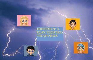 District 3 banner