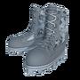 Boots arctic winter camo