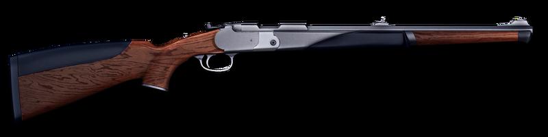 7mm magnum break action rifle 1024