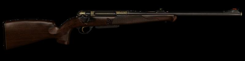 Bolt action rifle anschutz engraved 93x62 1024