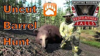 Redfeather Falls Barrel Hunt Uncut theHunter Classic 2017