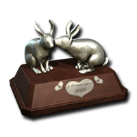 Valentine 2015 competition silver