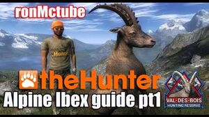 TheHunter 2015 alpine ibex guide pt1