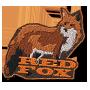 Red fox badge