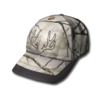 Basic cap camo winter forest 256