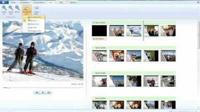 Getting Started Tutorial - Windows Live Movie Maker