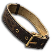 Coonhound founder collar