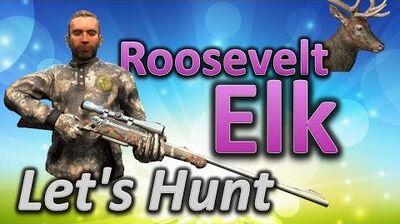 TheHunter Let's Hunt ELK