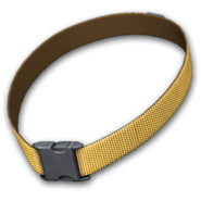 Dog collar yellow