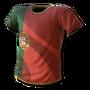 National shirt 14