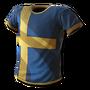 National shirt 17