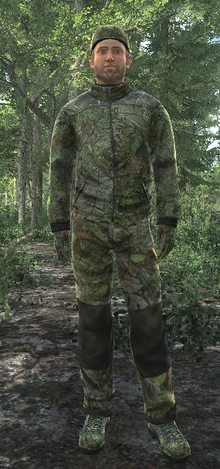 Hunting Outfit 02