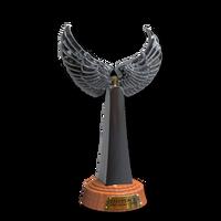 Quadrennial bird games 2014 trophy 04