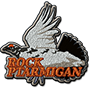 Rock ptarmigan badge