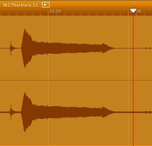 Phallic Sound Wave