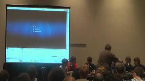 Internet Box Panel RTX 2012 Highlights The parts that actually had audio