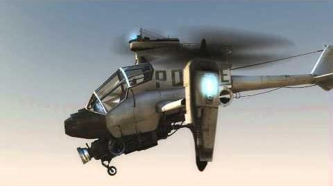 Beyond Good & Evil 2 Helicopter