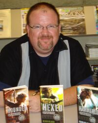 Kevin Hearne for Authors @ The Teague