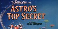 Astro's Top Secret