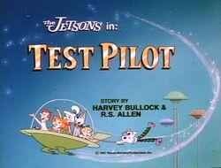 Test pilot title