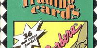 Hanna-Barbera trading cards