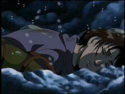 Spencer's Dead Body (Anime)