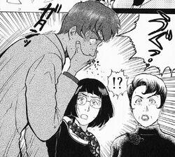 Mitsuhiko Rokujo's Dead Body (Manga)