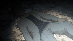 Toru Shinomiya's Dead Body (Anime)