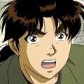 Hajime Kindaichi (Alibi in The Film Anime Portrait)