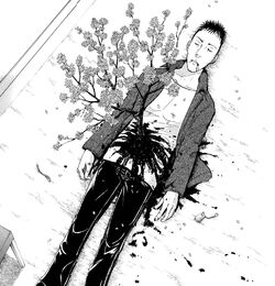 Sosuke Fuyube's Dead Body (Manga)
